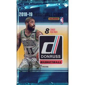 2018/19 Panini Donruss Basketball Blaster Pack