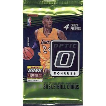 2018/19 Panini Donruss Optic Basketball Blaster Pack