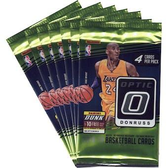 2018/19 Panini Donruss Optic Basketball Blaster Pack (Lot of 7) = 1 Blaster Box