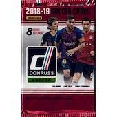 2018/19 Panini Donruss Soccer Blaster Pack