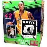 2018/19 Panini Donruss Optic Basketball 42ct Mega 20-Box Case