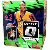 2018/19 Panini Donruss Optic Basketball 42ct Mega Box
