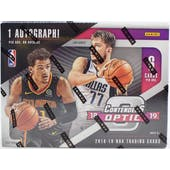 2018/19 Panini Contenders Optic Basketball Hobby Box