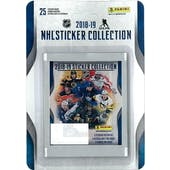 2018/19 Panini NHL Hockey Sticker 5-Pack Blister 160ct Case