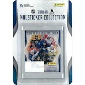 2018/19 Panini NHL Hockey Sticker 5-Pack Blister 160ct Case