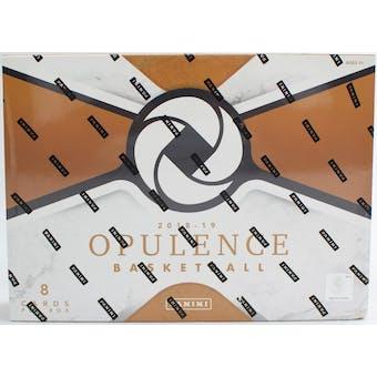 2018/19 Panini Opulence Basketball 3-Box Case- DACW Live 30 Spot Random Team Break #2