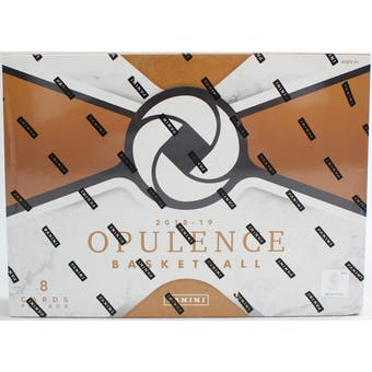 2018/19 Panini Opulence Basketball 3-Box Case- DACW Live 30 Spot Pick Your Team Break #1