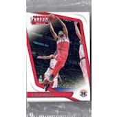 2018/19 Panini Threads Basketball 20ct Hanger Pack