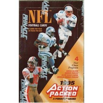 1995 Action Packed Football Hobby Box