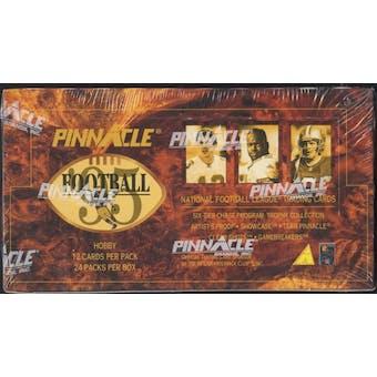 1995 Pinnacle Football Hobby Box