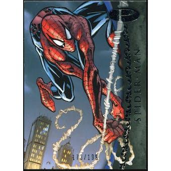 2012 Upper Deck Marvel Premier #5 Spider-Man /199