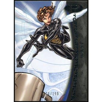 2012 Upper Deck Marvel Premier #11 Wasp /199