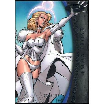 2012 Upper Deck Marvel Premier #21 Emma Frost /199
