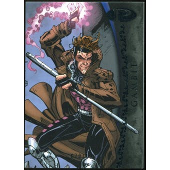 2012 Upper Deck Marvel Premier #24 Gambit /199