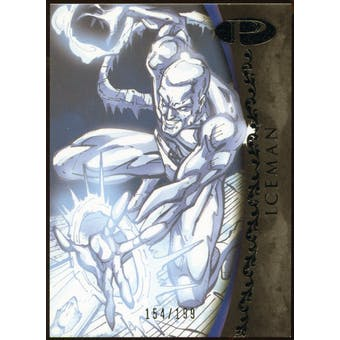 2012 Upper Deck Marvel Premier #26 Iceman /199