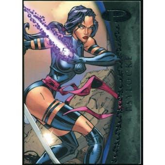2012 Upper Deck Marvel Premier #30 Psylocke /199