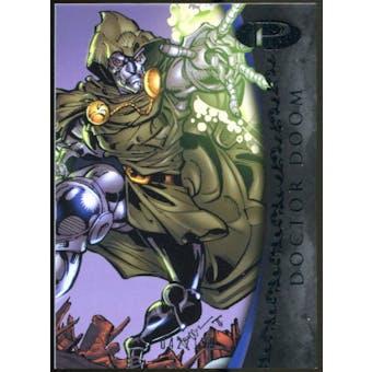 2012 Upper Deck Marvel Premier #39 Doctor Doom /199