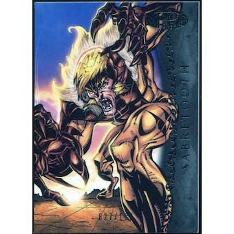 2012 Upper Deck Marvel Premier #46 Sabretooth /199