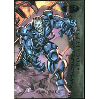 2012 Upper Deck Marvel Premier #49 Apocalypse /199