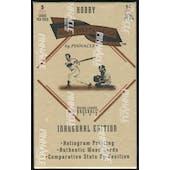 1996 Pinnacle Aficionado Baseball Hobby Box