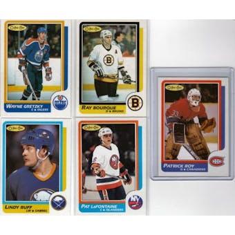 1986/87 O-Pee-Chee Hockey Complete Set (NM-MT)