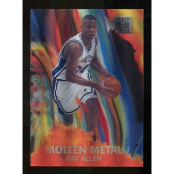 2012/13 Upper Deck Fleer Retro 96-97 Molten Metal #5 Ray Allen