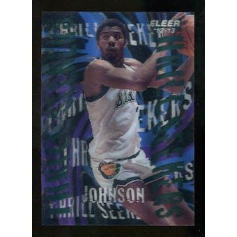 2012/13 Upper Deck Fleer Retro 96-97 Tradition Thrill Seekers #15 Magic Johnson