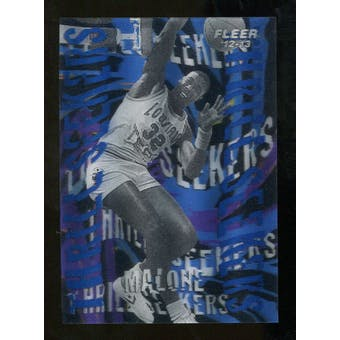2012/13 Upper Deck Fleer Retro 96-97 Tradition Thrill Seekers #20 Karl Malone