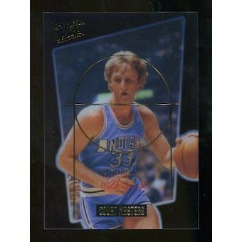 2012/13 Upper Deck Fleer Retro 97-98 Ultra Court Masters #8 Larry Bird