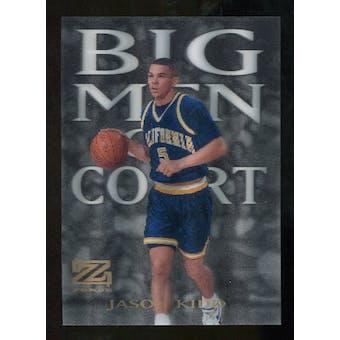 2012/13 Upper Deck Fleer Retro 97-98 Z-Force Big Men on Court #19 BMOC Jason Kidd