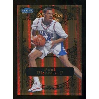 2012/13 Upper Deck Fleer Retro 98-99 Tradition Playmakers Theater #8PT Paul Pierce /100