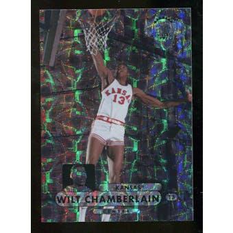 2012/13 Upper Deck Fleer Retro 97-98 Metal Universe Precious Metal Gems #97PM26 Wilt Chamberlain /100
