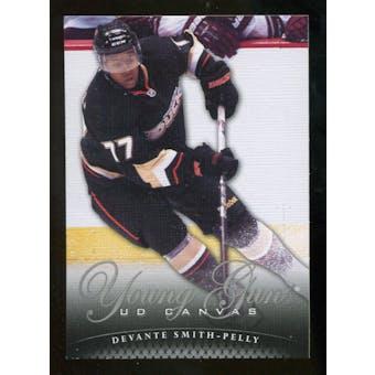 2011/12 Upper Deck Canvas #C91 Devante Smith-Pelly YG
