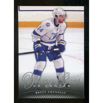 2011/12 Upper Deck Canvas #C113 Brett Connolly YG