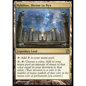 Magic the Gathering Theros Single Nykthos, Shrine to Nyx - NEAR MINT (NM)