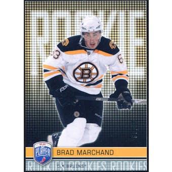 2008/09 Upper Deck Be A Player #RR291 Brad Marchand XRC /99