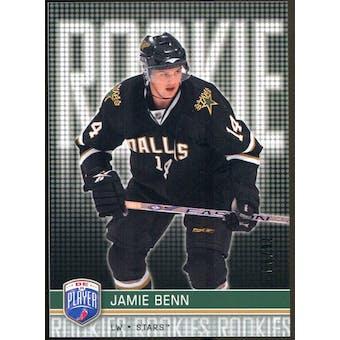 2008/09 Upper Deck Be A Player #RR309 Jamie Benn XRC /99