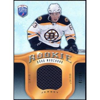 2008/09 Upper Deck Be A Player Rookie Redemption Bonus #RR291 Brad Marchand Jersey /99