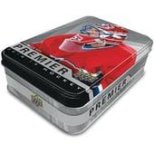 2018/19 Upper Deck Premier Hockey Hobby Box (Presell)