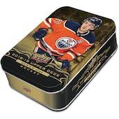 2018/19 Upper Deck Series 1 Hockey Tin (Box)