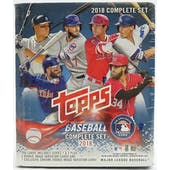2018 Topps Special Edition Complete Set Box