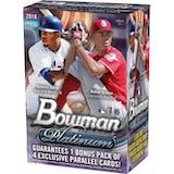 2018 Topps Bowman Platinum Baseball 8-Pack Blaster Box