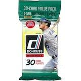 2018 Panini Donruss Baseball Jumbo Pack (Lot of 12)
