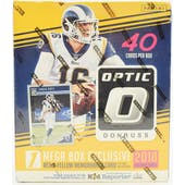 2018 Panini Donruss Optic Football Mega Box