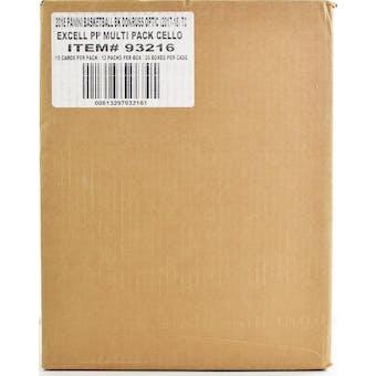 2017/18 Panini Donruss Optic Basketball 12-Pack Super 20-Box Case