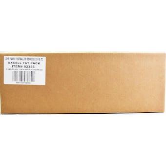 2018 Panini Donruss Football 12-Pack Jumbo 20-Box Case