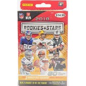 2018 Panini Rookies & Stars Football Hanger Box
