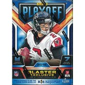 2018 Panini Playoff Football 7-Pack Blaster Box