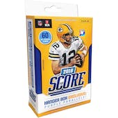 2018 Panini Score Football Hanger Box