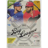 2018 Topps Big League Baseball Blaster Box